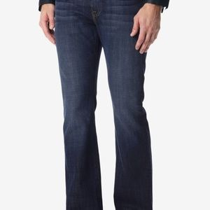 """7 For All Mankind, Brett Modern Bootcut with """"A"""" P"""